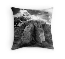 The Hellstone No.2 Throw Pillow