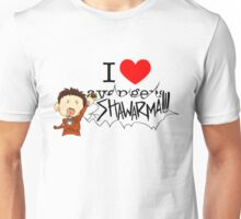 I love av... SHAWARMA (light) Unisex T-Shirt