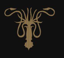 """House Greyjoy """"We Do Not Sow"""" by VolcanoWear"""
