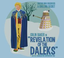 Doctor Who - Revelation of the Daleks by Tim Foley