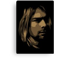 Smells Like Grunge Spirit Canvas Print