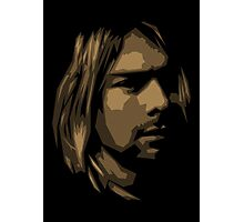 Smells Like Grunge Spirit Photographic Print