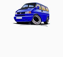 VW T4 Blue Unisex T-Shirt