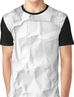 Crunchy Paper Throw Graphic T-Shirt