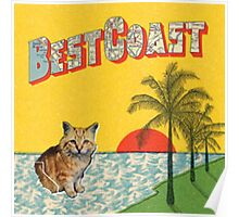 Best Coast (crazy for u cover) Poster