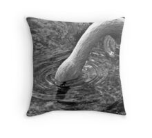 The World Spins Madly On... Throw Pillow