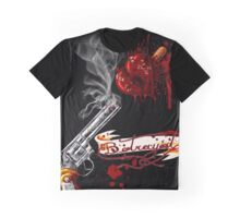 """Betrayal"" Graphic T-Shirt"