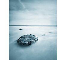 Silky Smooth Sea Photographic Print