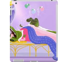 Sleeping Beauty Rex iPad Case/Skin