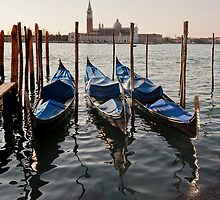 Venetian Winter Morning by Mike Church
