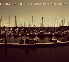 MARINA #121 by Laura E  Shafer