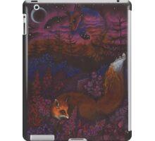 Twilight Fox iPad Case/Skin