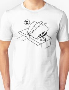 Earthworm Jim Takes a Nap T-Shirt
