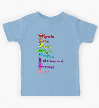 Olympic T-shirt Kids Tee