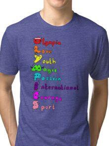 Olympic T-shirt Tri-blend T-Shirt