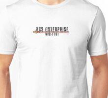"Star Trek ""USS Enterprise"" Insignia Unisex T-Shirt"