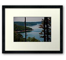 Get Lost in Arkansas Beauty  Framed Print