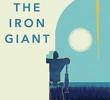 The Iron Giant by DarkPyre