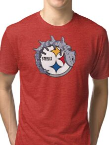 Pittsburgh Steelix T-Shirt Tri-blend T-Shirt