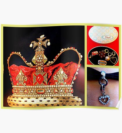 Crown jewels... Poster