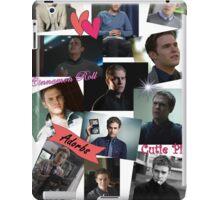 Leopold Fitzgerald Collage iPad Case/Skin