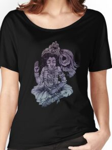 Krishna Women's Relaxed Fit T-Shirt