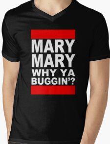 MARY MARY! Mens V-Neck T-Shirt