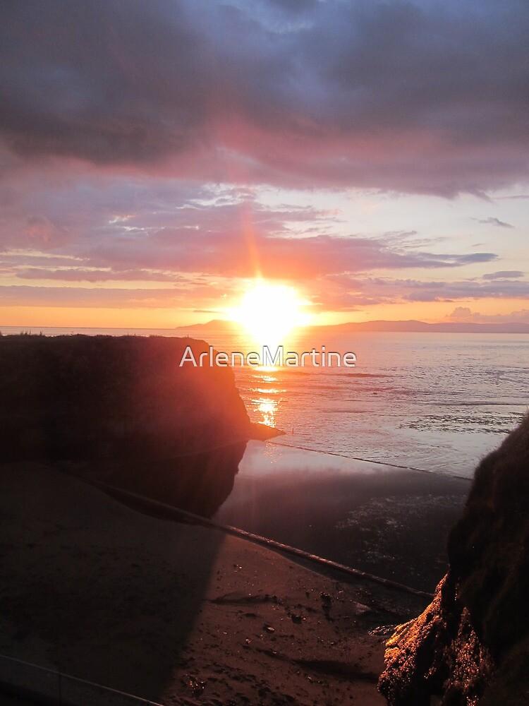 Hidden Star, Donegal Sunset, July 2012 by ArleneMartine