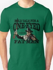 """One Eyed Fat Man"" Unisex T-Shirt"