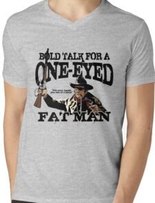 """One Eyed Fat Man"" Mens V-Neck T-Shirt"