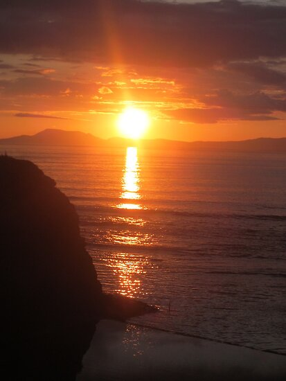 Donegal Sunset 8 by ArleneMartine