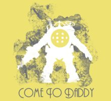 Come To Daddy One Piece - Short Sleeve