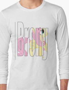 Brony Long Sleeve T-Shirt