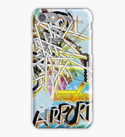 california airport iPhone Case/Skin