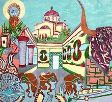 Memories of Crete by George Hunter