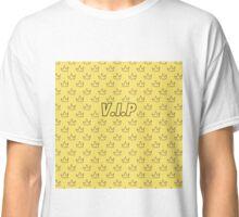 BIGBANG 'VIP' Yellow Crown Classic T-Shirt