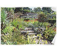 Garden Medley  Poster