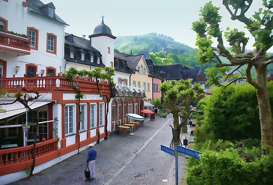 Cochem by Aase