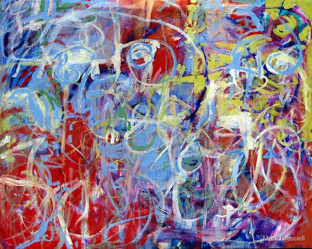 Loops of Fury by Mark Brasuell