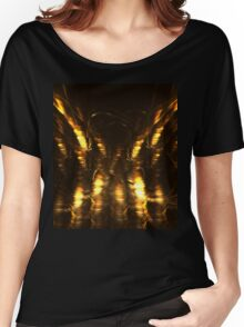 On The Wings Women's Relaxed Fit T-Shirt