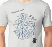 The Eleventh Doctor - Title Montage Unisex T-Shirt