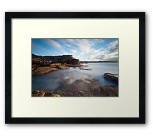 All Things Are Possible - Little Bay NSW Framed Print