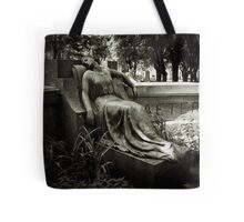 I am Stretched on Your Grave Tote Bag