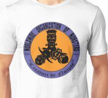 Worldwide Organization of Monsters Unisex T-Shirt