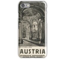 Vintage - Austria iPhone Case/Skin