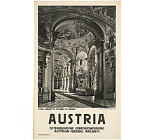 Vintage - Austria Photographic Print