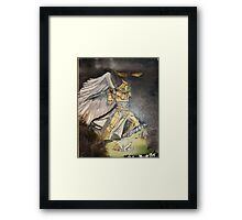 """Deliverance""  by Carter L. Shepard Framed Print"