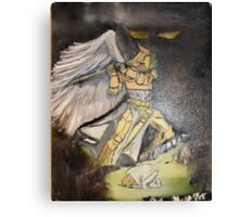 """Deliverance""  by Carter L. Shepard Canvas Print"