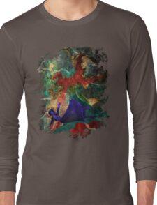 Bioshock Infinite Falling Long Sleeve T-Shirt