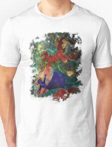 Bioshock Infinite Falling Unisex T-Shirt